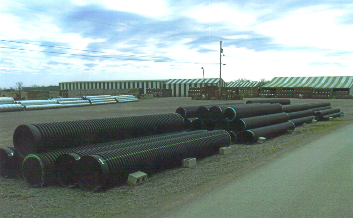 Culvert Pipe Metal Amp Plastic Wallace Building Supply