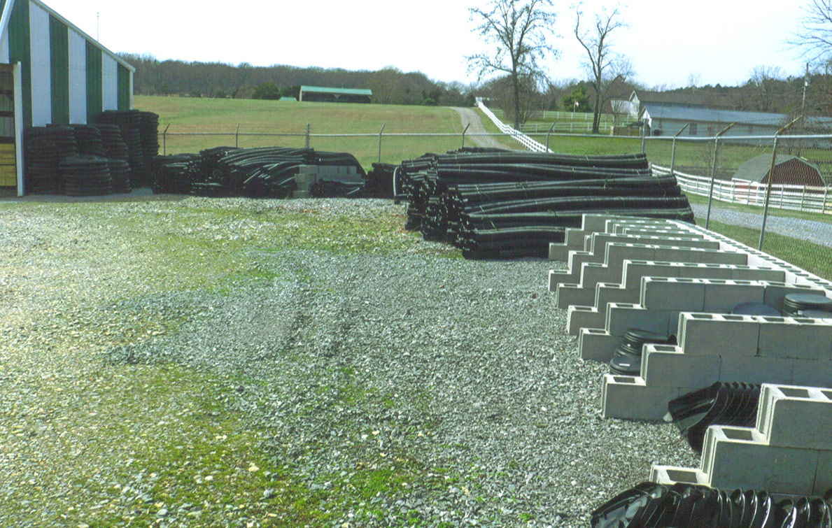 Septic Tanks Amp Field Lines Wallace Building Supply